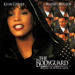 The Bodyguard Soundtrack (Whitney Houston, Alan Silvestri) - CD cover