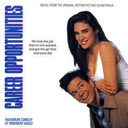 Career Opportunities Soundtrack (Various Artists, Thomas Newman) - Carátula