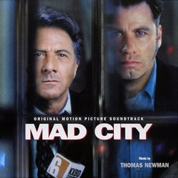 Mad City Soundtrack (Thomas Newman) - Car�tula