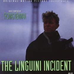 The Linguini Incident Soundtrack (Thomas Newman) - CD cover