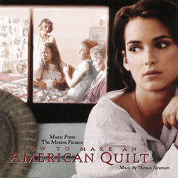 How to Make an American Quilt Soundtrack (Various Artists, Thomas Newman) - Car�tula