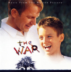 The War Soundtrack (Thomas Newman) - Carátula