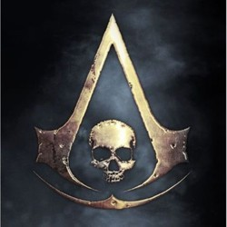 Assassin's Creed IV - Black Flag Soundtrack (Brian Tyler) - CD cover
