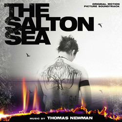 The Salton Sea Soundtrack (Thomas Newman) - CD cover