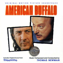 American Buffalo / Threesome Soundtrack (Thomas Newman) - Car�tula