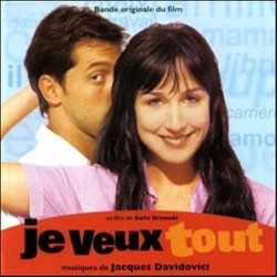 Je Veux Tout 声带 (Jacques Davidovici) - CD封面