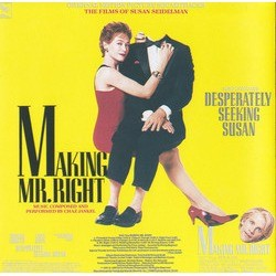 Desperately Seeking Susan / Making Mr. Right Soundtrack (Chaz Jankel, Thomas Newman) - CD Trasero