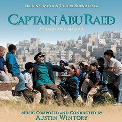 Captain Abu Raed サウンドトラック (Austin Wintory) - CDカバー
