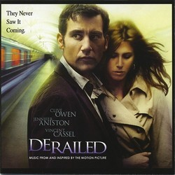 Derailed Soundtrack (Ed Shearmur) - CD cover