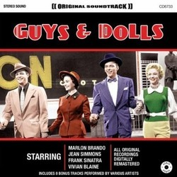 Guys & Dolls Colonna sonora (Original Cast, Frank Loesser, Frank Loesser) - Copertina del CD