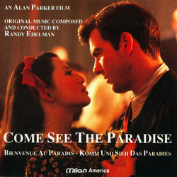 Come See the Paradise Soundtrack (Randy Edelman) - CD cover