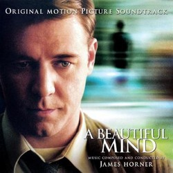 A Beautiful Mind Soundtrack (James Horner) - CD-Cover