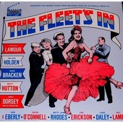 The Fleet's In Bande Originale (Original Cast, Frank Loesser, Johnny Mercer) - Pochettes de CD