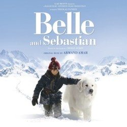 Belle and Sebastian Soundtrack (Armand Amar) - CD cover