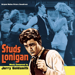 Studs Lonigan Soundtrack (Jerry Goldsmith) - CD-Cover