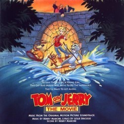 Tom and Jerry: The Movie 聲帶 (Leslie Bricusse, Henry Mancini) - CD封面