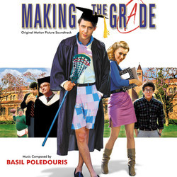 Making the Grade Soundtrack (Basil Poledouris) - Car�tula
