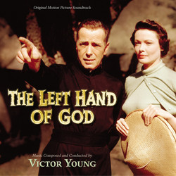The Left Hand of God Soundtrack (Victor Young) - Carátula