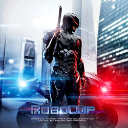 Robocop Soundtrack (Pedro Bromfman) - CD cover