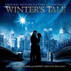 Winter's Tale Soundtrack (Rupert Gregson-Williams, Hans Zimmer) - CD cover