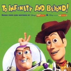 To Infinity and Beyond! Soundtrack (Randy Newman) - CD cover