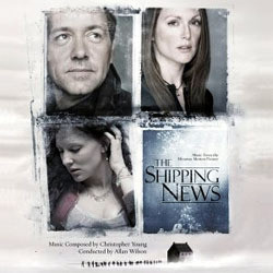 The Shipping News Soundtrack (Christopher Young) - CD cover