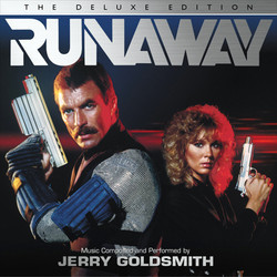 Runaway Soundtrack (Jerry Goldsmith) - CD-Cover