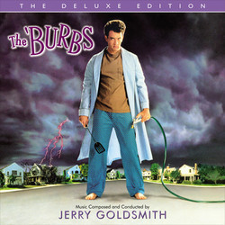 The 'Burbs Bande Originale (Jerry Goldsmith) - Pochettes de CD