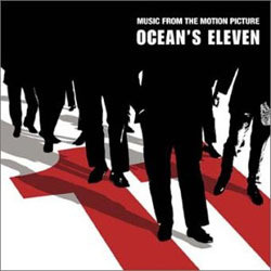 Ocean's Eleven Soundtrack (Various Artists, David Holmes) - Car�tula