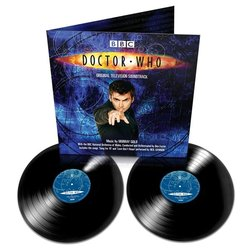 Doctor Who: Series 1 & 2 Bande Originale (Murray Gold) - CD Arrière