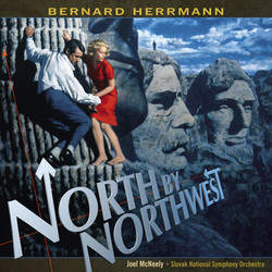 North by Northwest Soundtrack (Bernard Herrmann) - Carátula