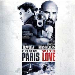 From Paris with Love Soundtrack (David Buckley) - Carátula