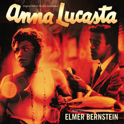 Anna Lucasta Soundtrack (Elmer Bernstein) - CD cover