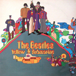 Yellow Submarine Soundtrack (The Beatles, George Harrison, John Lennon, George Martin, George Martin, Paul McCartney) - Carátula