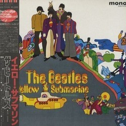 Yellow Submarine Soundtrack (The Beatles, George Harrison, John Lennon, George Martin, George Martin, Paul McCartney) - CD cover