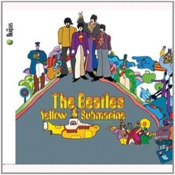 Yellow Submarine サウンドトラック (The Beatles, George Harrison, John Lennon, George Martin, George Martin, Paul McCartney) - CDカバー