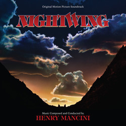 Nightwing Colonna sonora (Henry Mancini) - Copertina del CD