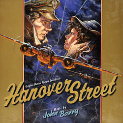 Hanover Street Soundtrack (John Barry) - CD cover