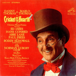 Cricket on the Hearth Soundtrack (Various Artists, Maury Laws) - CD cover