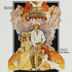Joseph Andrews Soundtrack (John Addison) - CD-Cover