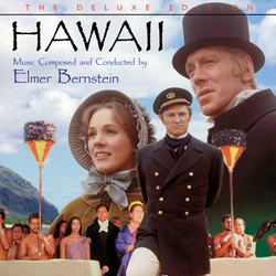 Hawaii Soundtrack (Elmer Bernstein) - CD cover
