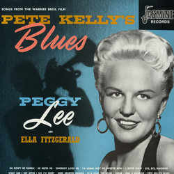 Pete Kelly's Blues Soundtrack (David Buttolph, Peggy Lee) - Carátula