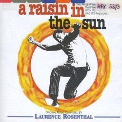 A Raisin in the Sun Trilha sonora (Laurence Rosenthal) - capa de CD