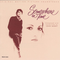 Somewhere in Time Soundtrack (John Barry) - CD cover