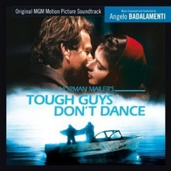 Tough Guys don't Dance Soundtrack (Angelo Badalamenti) - CD cover