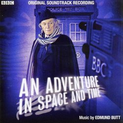 An Adventure in Space and Time Bande Originale (Edmund Butt) - Pochettes de CD