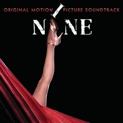 Nine Soundtrack (Andrea Guerra) - CD cover