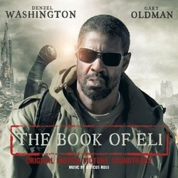 The Book of Eli Soundtrack (Atticus Ross) - CD cover