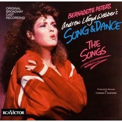 Song & Dance Soundtrack (Don Black, Andrew Lloyd Webber) - Carátula
