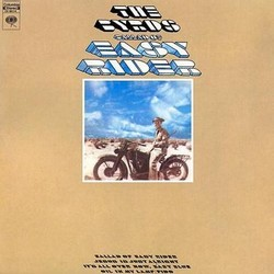Ballad of Easy Rider Soundtrack (The Byrds) - CD cover